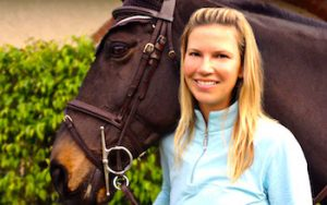 horse trainer Huntersville