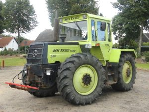 Mercedes Benz MF Tractor